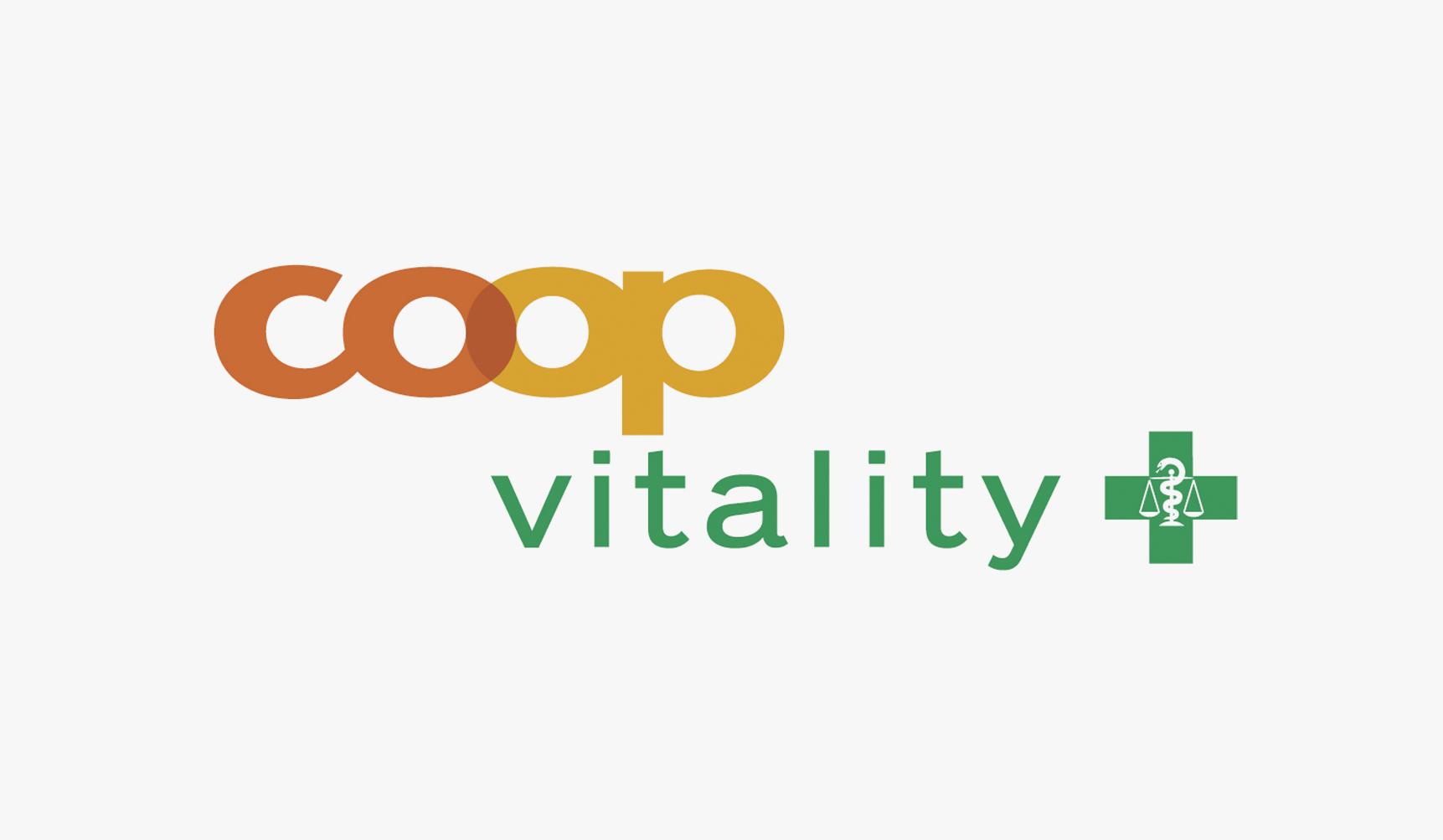 Logo Coop vitality